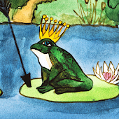 The Frog Princess a fairy tale