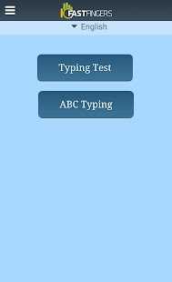 10FastFingers Typing App - screenshot thumbnail