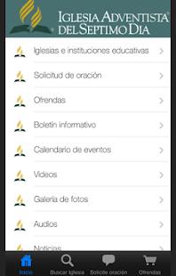 Conexión IASD - screenshot thumbnail