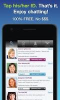 Screenshot of Chat Me -Flirt,Chat,Meet,Date-