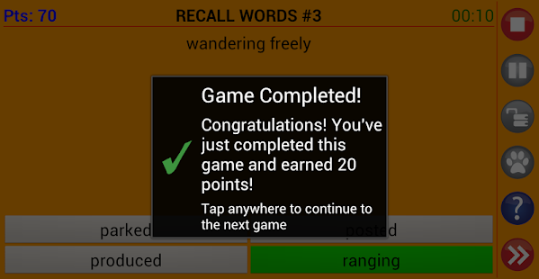 Word Jam- screenshot thumbnail
