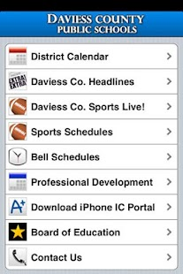 Daviess County Public Schools - screenshot thumbnail
