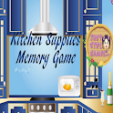Kitchen Supplies Memory Game icon