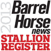 Barrel Horse Stallion Register