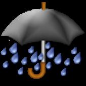 東京雨模様