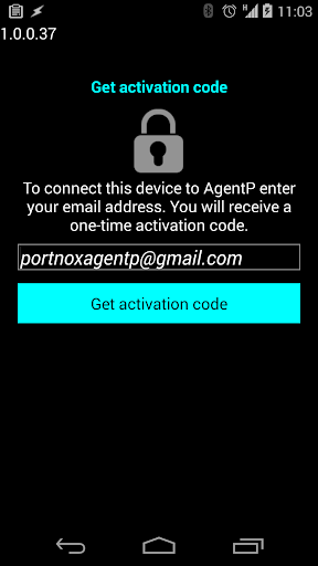 Portnox AgentP