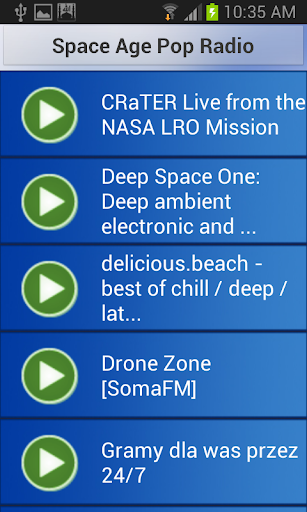 Space Age Pop Radio