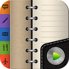 Groovy Notes - Personal Diary icon