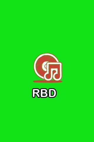 RBD Letras