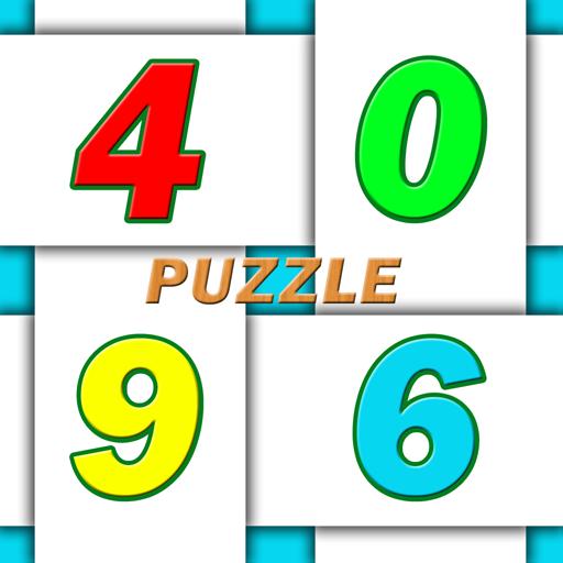 挑战4096 益智 App LOGO-硬是要APP
