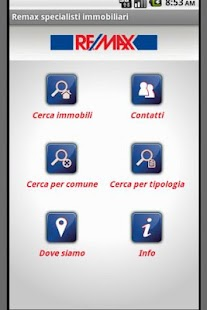Remax specialisti immobiliari - screenshot thumbnail