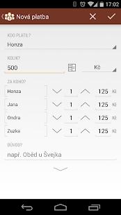 Dlužníček - screenshot thumbnail