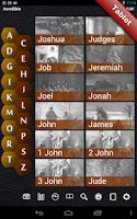 Screenshot of Study Bible