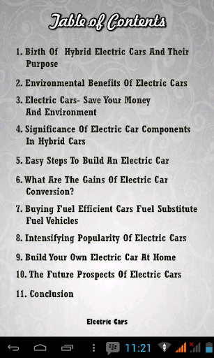 玩書籍App|Electric Cars免費|APP試玩