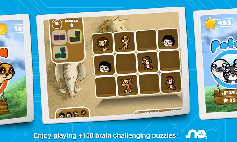 Petshopmania Puzzle- screenshot