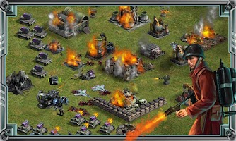 Screenshot of Roter Sturm: Feuer Frei!