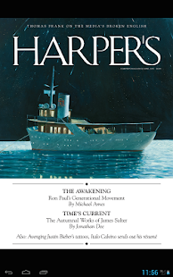 Harper's Magazine- screenshot thumbnail