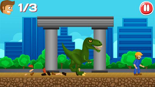 Kill The T-Rex