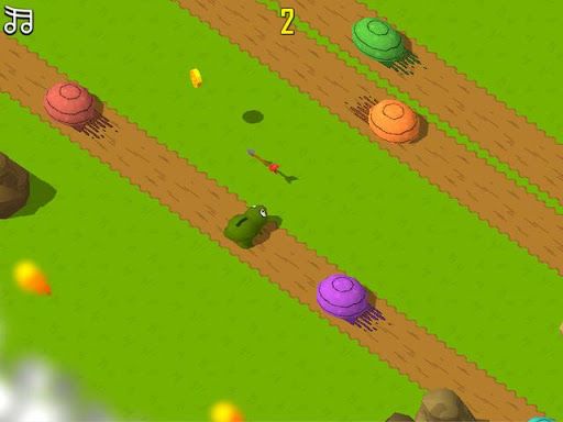 Froggy Road Passing 3d