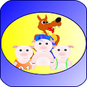 The Three Little Pigs Book icon