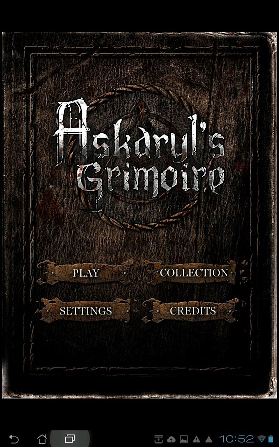 Hamnasya - Askaryl's Grimoire - screenshot