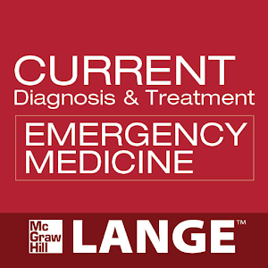 CURRENT D & T Emerg Med, 7 Ed  1.9.1   Logo