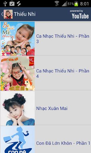 Thieu Nhi Vui