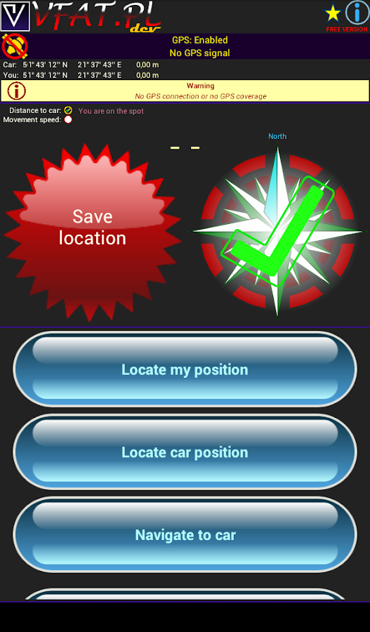 how to get current location name using gps in android