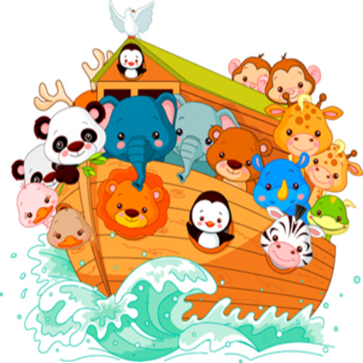 解謎App|Noah Arks Kids Jigsaw Puzzles LOGO-3C達人阿輝的APP
