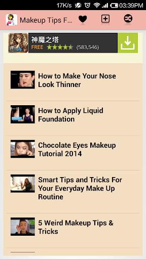 Makeup Tips Forever