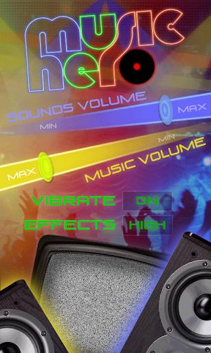 Music Hero - Rhythm Beat Tap Screenshot