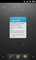 Screenshot of TodoToday Pro for Todo.ly