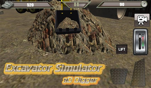 Excavator-Simulator-3D-Digger 13