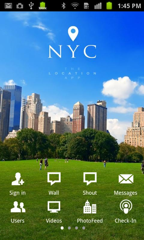 NYC - screenshot