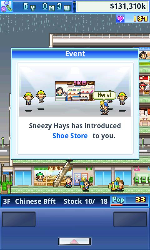 Mega Mall Story Lite- screenshot