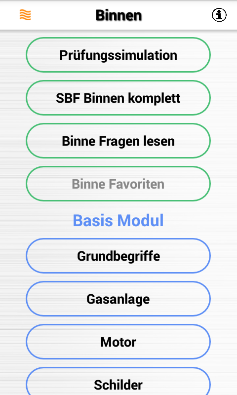 SBF Kombi Trainer (Binnen+See)- screenshot