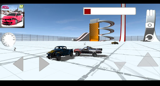 Next Gen Car Game Racing