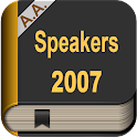 AA Speakers - Best Of 2007 icon