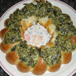 Slow Cooker Creamed Spinach.