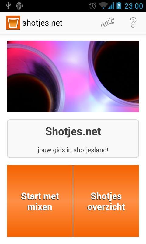 shotjes.net- screenshot