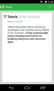 Telerik Examples - screenshot thumbnail