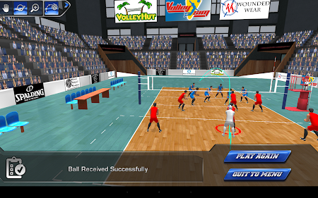 VolleySim: Visualize the Game 1.11 screenshot 715575