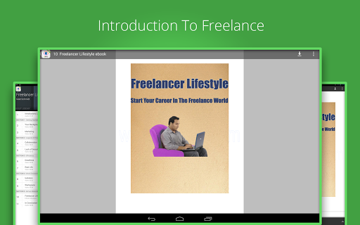 【免費教育App】Freelancer Lifestyle-APP點子