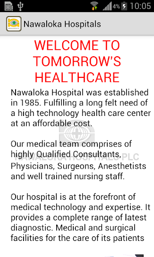 Nawaloka Hospitals