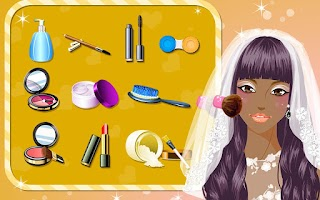 Screenshot of Wedding Salon™ - Girls Games