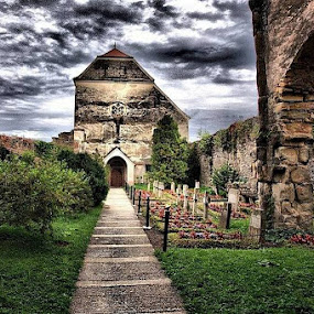 Cârţa Monastery - Cistercian Abbey by Viorel Stanciu - Buildings & Architecture Places of Worship ( monarch, monastery, romania, abbey, places of worship,  )