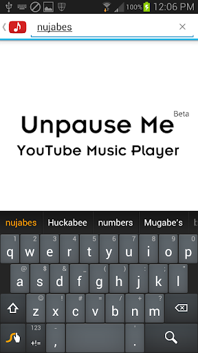 【免費音樂App】Unpause Me-APP點子