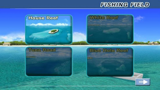 Excite BigFishing - screenshot thumbnail