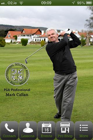 Mark Callan Pro Shop