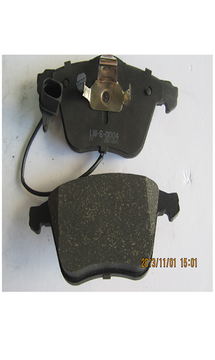 LUWI-Filter and brake pad HD